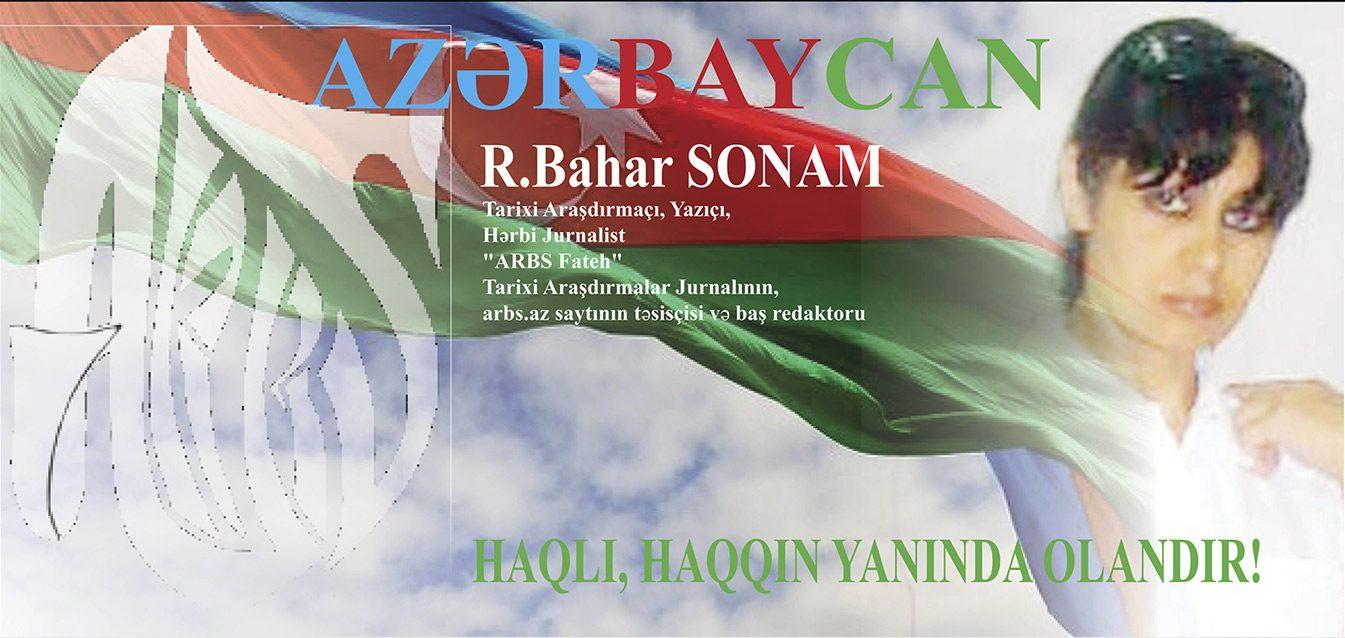 ARBS - AZƏRBAYCAN - R.Bahar SONAM