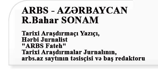 ARBS – AZƏRBAYCAN – R.Bahar SONAM